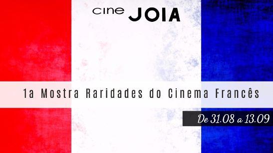 Filmes franceses inéditos serão exibidos em mostra de cinema