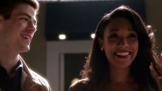 The Flash: Produtor confirma casamento de Barry e Iris na quarta temporada