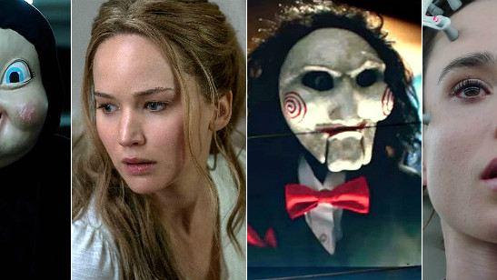 Conheça os filmes de terror que ainda vêm por aí em 2017