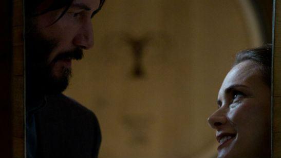 Destination Wedding: Keanu Reeves e Winona Ryder reunidos na primeira foto da comédia romântica