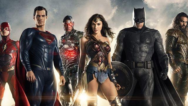 Liga da Justiça é a maior estreia da semana