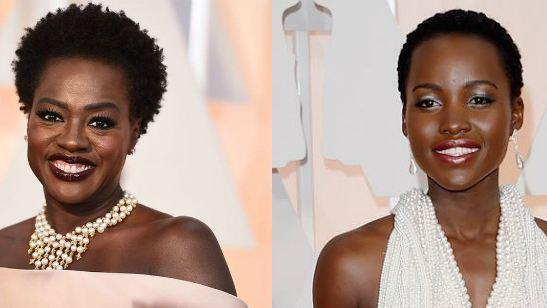 Viola Davis será mãe de Lupita Nyong'o no épico The Woman King