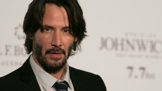 Netflix anuncia filme de super-herói que pode ser estrelado por Keanu Reeves
