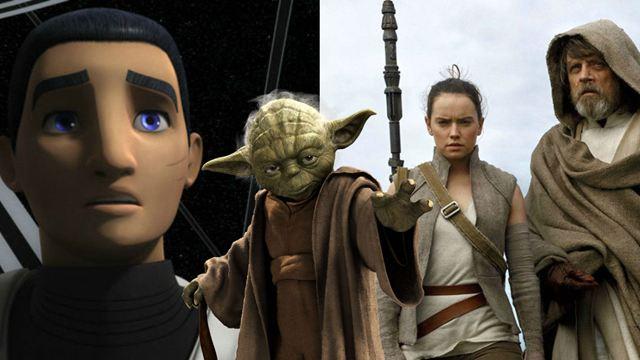 Star Wars Rebels revela que os Jedi também podem viajar no tempo