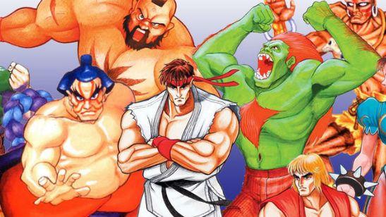Street Fighter vai ganhar nova série de TV