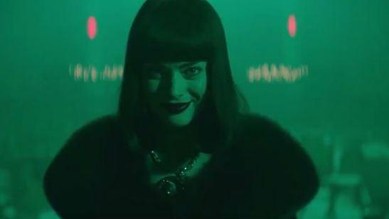 Margot Robbie surge sedutora e perigosa no trailer de Terminal