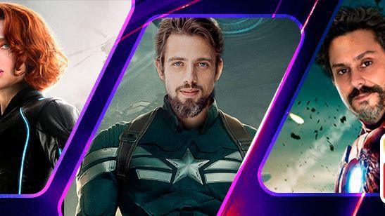 Vingadores: Como seria o elenco brasileiro dos filmes da franquia?