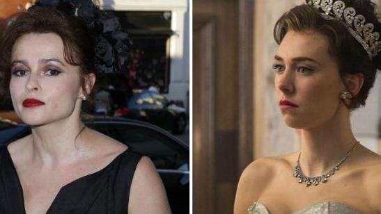 The Crown: Netflix confirma Helena Bonham Carter como nova intérprete da princesa Margaret
