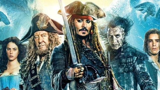Piratas do Caribe 6 pode estar em produção (Rumor)