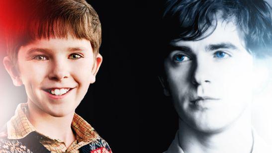 Freddie Highmore, do garotinho de A Fantástica Fábrica de Chocolate ao médico autista em The Good Doctor