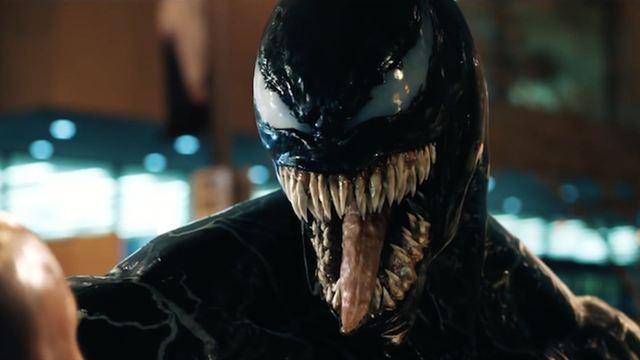 Venom é a maior estreia da semana