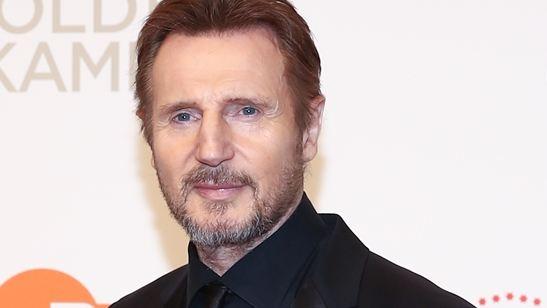 Liam Neeson revela que foi reconhecido por cavalo durante filmagens de seu novo projeto