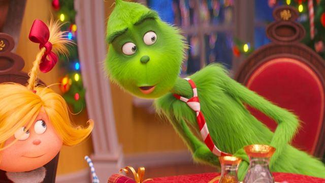 O Grinch é a maior estreia da semana