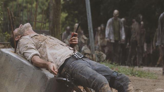The Walking Dead: Último episódio trouxe referência ao clássico Dia dos Mortos, de George A. Romero