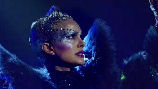 Natalie Portman canta música inédita de Sia em trailer de Vox Lux