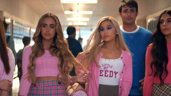 Ariana Grande lança clipe inspirado em Meninas Malvadas e Legalmente Loira