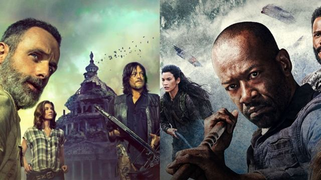 Ator de The Walking Dead entra para o elenco de Fear em novo crossover
