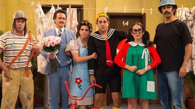 Tá no Ar faz paródia de Chaves na Rede Globo
