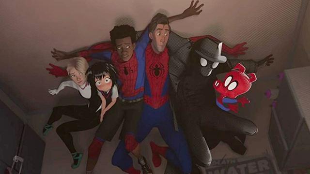 Homem-Aranha no Aranhaverso quase reuniu todos os intérpretes do herói no cinema