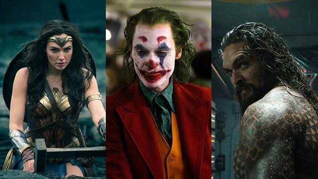 Calendário DC: Confira quais são os filmes de super-heróis que vêm por aí