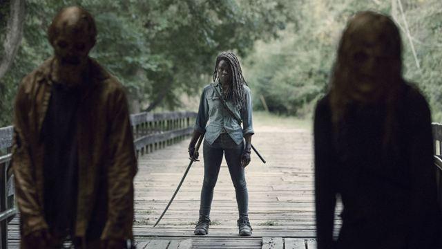 The Walking Dead S09E09: Introdução dos Sussurradores traz ares do passado