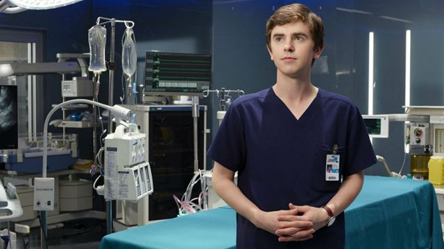 The Good Doctor é renovada para a 3ª temporada