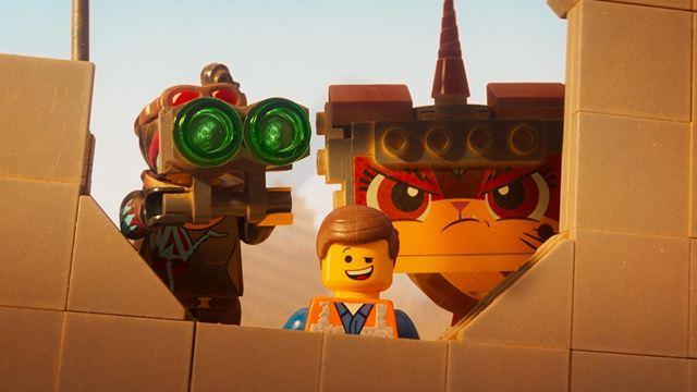 Uma Aventura LEGO 2 é a maior estreia da semana