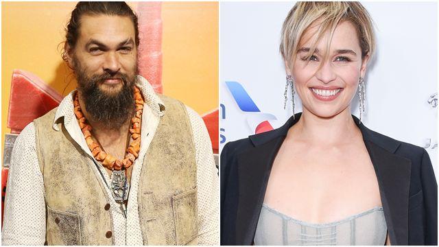 Oscar 2019: Jason Momoa e Emilia Clarke estão na nova leva de apresentadores