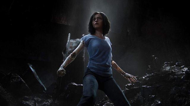 Alita: Anjo de Combate é a maior estreia da semana