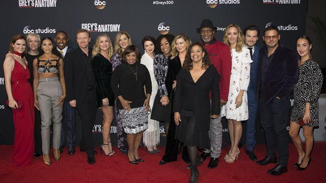 Grey's Anatomy bate recorde histórico da televisão