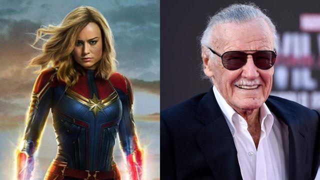 Capitã Marvel terá homenagem a Stan Lee e duas cenas pós-créditos