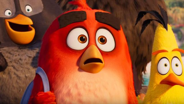 Angry Birds 2: O inverno está chegando no primeiro teaser da animação