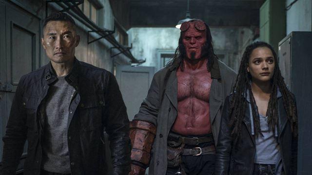 Hellboy: Reboot é oficialmente classificado para maiores