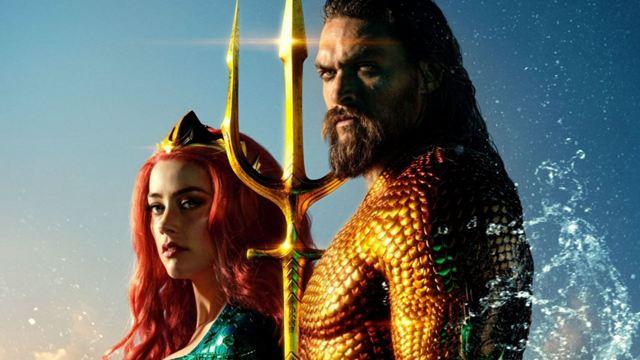 Aquaman 2 ganha data de estreia
