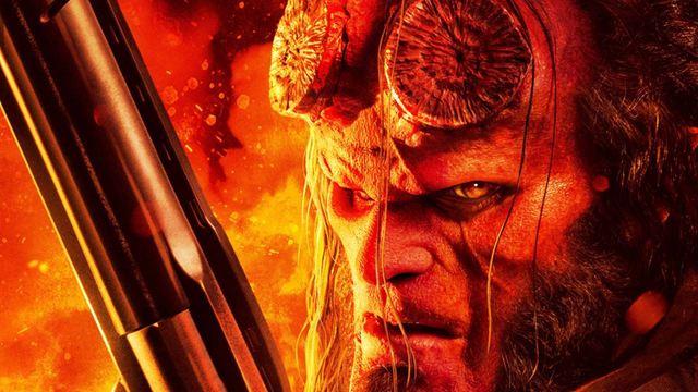 Hellboy: Trailer para maiores traz o fim do mundo, violência e diversão