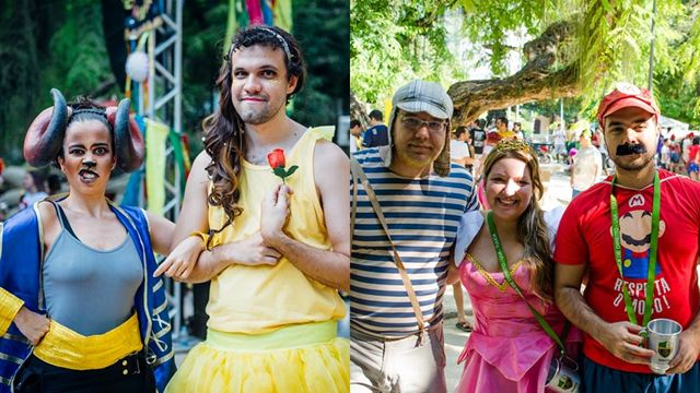 Conheça os blocos de Carnaval inspirados em cinema e TV