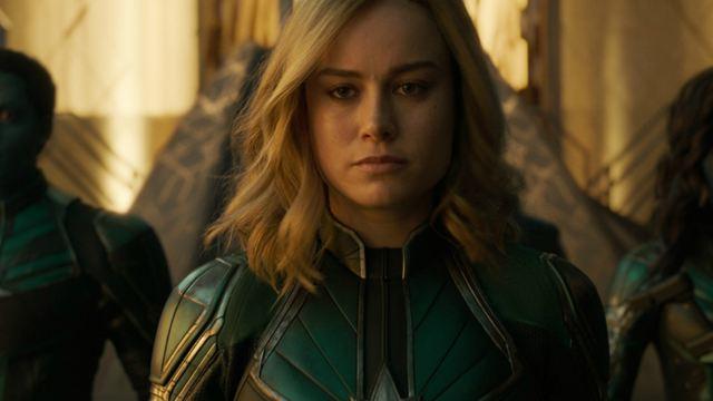 Capitã Marvel é a maior estreia da semana