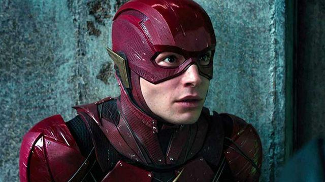 The Flash: Ezra Miller vai reescrever o roteiro para torná-lo mais sombrio