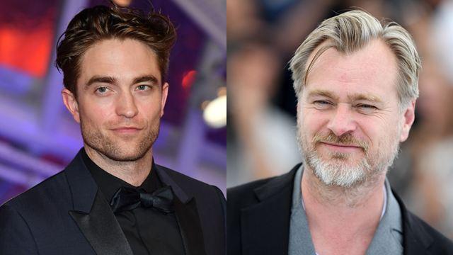 Robert Pattinson é cotado para filme de Christopher Nolan