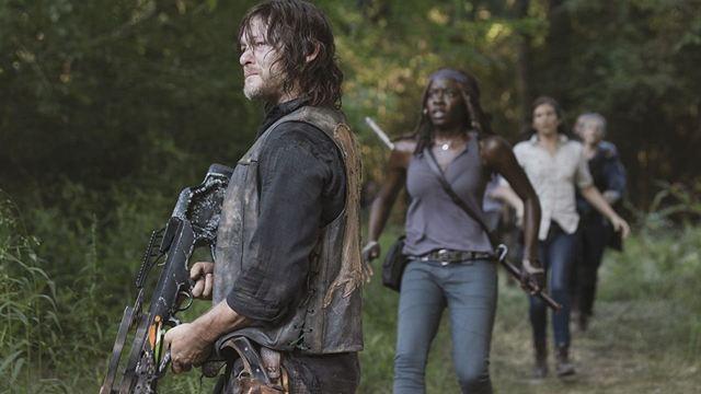 The Walking Dead já se prepara para apresentar o Império na 10ª temporada