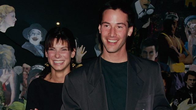 Sandra Bullock quase interpretou o papel de Keanu Reeves em Matrix