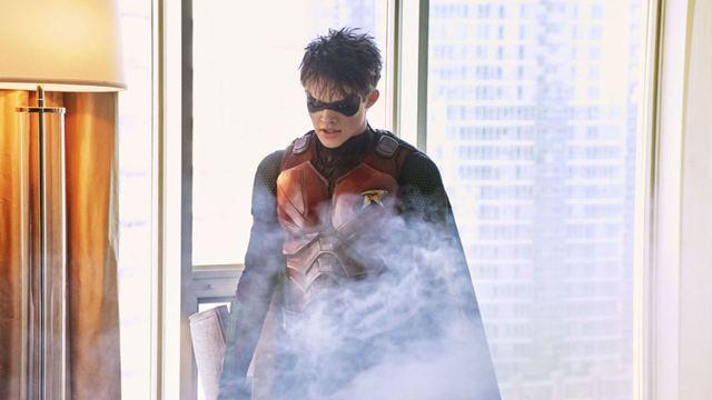 Titãs promove intérprete de Jason Todd para o elenco regular da 2ª temporada