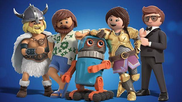 Playmobil: Filme dos clássicos bonecos ganha trailer cheio de aventuras