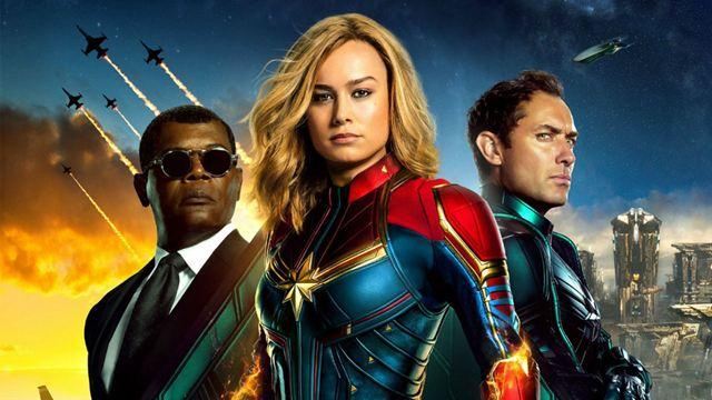 Homem assiste a Capitã Marvel 116 vezes e quebra recorde mundial