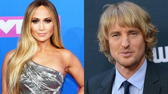 Jennifer Lopez vai estrelar comédia romântica ao lado de Owen Wilson