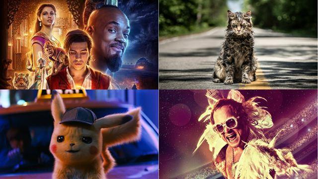 Estreias de maio nos cinemas Vingadores: Ultimato, A Menina e o Leão