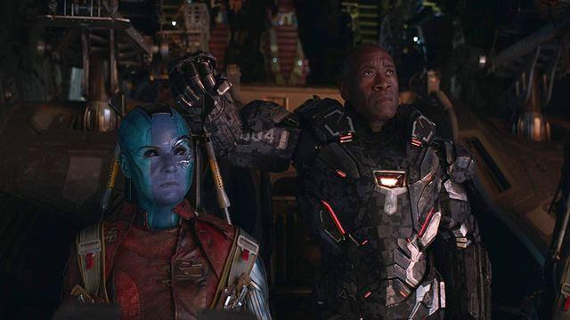 Vingadores - Ultimato: Comercial mostra uma nova luta entre os heróis e Thanos