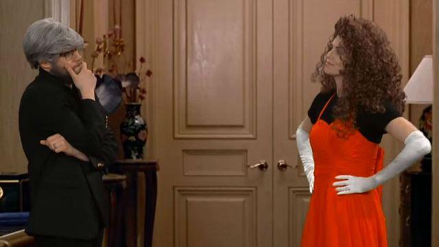 Charlize Theron e Seth Rogen recriam 20 comédias românticas em 12 minutos