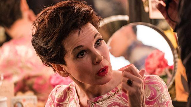 Renée Zellweger se transforma em Judy Garland no primeiro trailer de cinebiografia