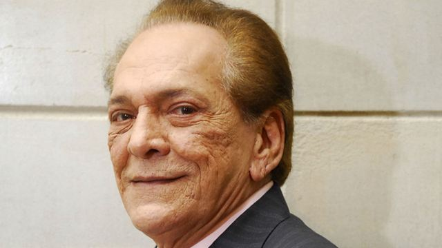 Lucio Mauro, veterano ator e comediante, morre aos 92 anos
